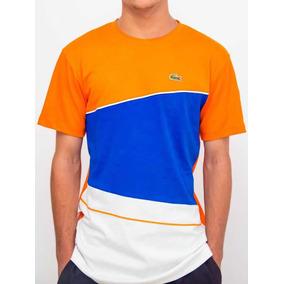 d61155929b8d5 Camisa Camiseta Lacoste Importada Peruana