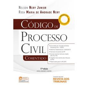 Código De Processo Civil Comentado - 17ª Edição
