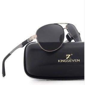 Oculos Sol Metalizado Com Lente De - Óculos no Mercado Livre Brasil 1340b0e4cd