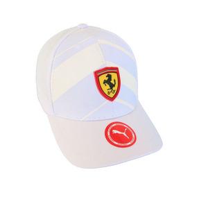 Bone Ferrari - Bonés para Masculino Branco no Mercado Livre Brasil 3dc4e0a16cd