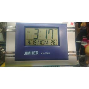 zapatos deportivos c5282 96a1d Reloj Copia Jimher Quartz - Reloj Despertador en Mercado ...