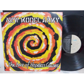 Lp New Model Army - The Love Of Hopeless.. 1993 - C/ Encarte