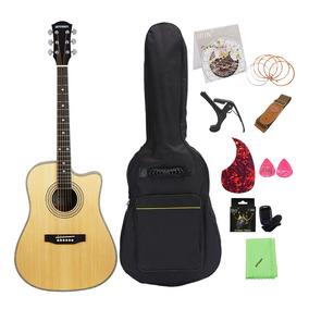 Super Guitarra Acústica 41 -inch Folkboard Guitarra Corrien