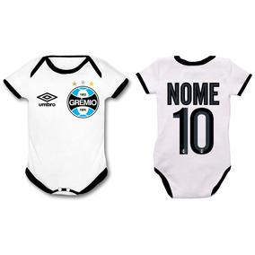 632e0365097 Body Infantil Gremio Body Bebe Gremio Tip Top Gremio Baby