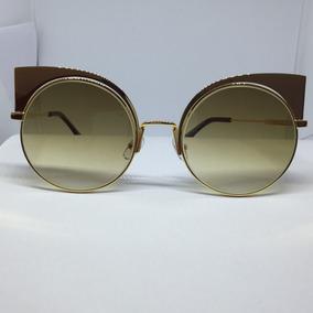 Oculos Fendi Eyeshine - Óculos no Mercado Livre Brasil 237262d8ef