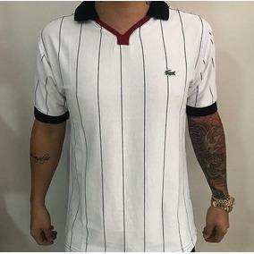 1a41895ccba6c Camisa Lacoste Lançamento Promoçao - Camisetas Manga Curta no ...