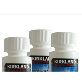 3 Frascos +3aplicadores De Tonico Capilar Kirkland Importado