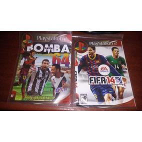 Jogos De Futebol Para Ps2 5,00 Cada