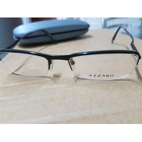 Armação De Óculos De Grau Azzaro Original Feminino bcc95c7fa1