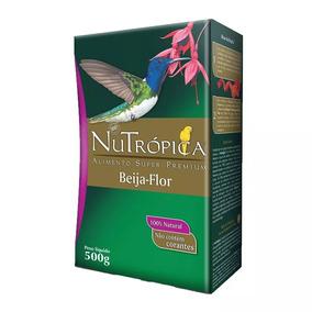 Ração Nutrópica Néctar Para Beija-flor - 500 G Promoção