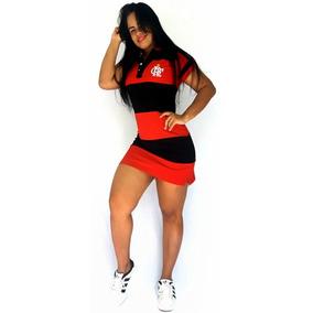Vestidos Flamengo Pólo