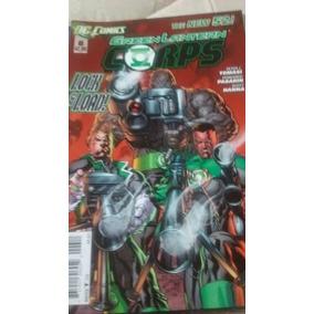 Green Lantern Corps N 06 The New 52! + Envio