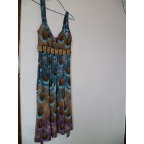 Vestido casual usado mercadolibre