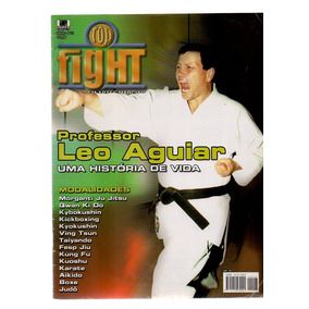 Revista Fight Professor Leo Aguiar Nº 23