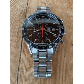Relógio Tag Heuer Carrera - Calibre 16 - Completo Na Caixa