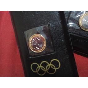 Moedas Olímpicas 4 Coleções Completas