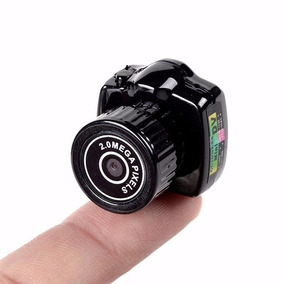Super Mini Camara De Seguridad Oculta Espia Video Hd Android