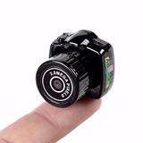 Super Mini Camara De Seguridad Oculta Espia Video Hd Android