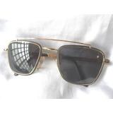 19c205a44e301 Elegante Óculos Sol Vintage Masc.banho Ouro Police,déc.80