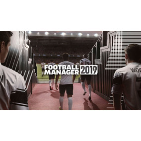 Football Manager 2019 Steam + Fm Touch
