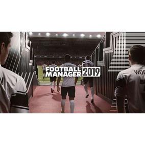 Football Manager 2019 Steam Promoção!