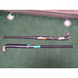 Palo De Hockey Stick De Madera