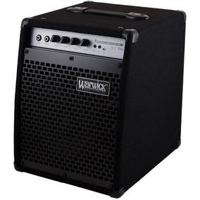 Amplificador Combo 3 Bandas De Bajo 20w Warwick Bc20 Quilmes