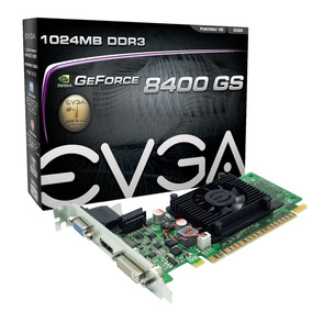 Tarjeta De Video Nvidia Geforce 1gb 8400gs