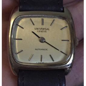 9b45c3bfe2c Relogio Universal Geneve Polerouter Automatico - Relógios no Mercado ...