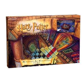 Juego De Mesa Mattel Harry Potter Misterio En Hogwarts En Mercado
