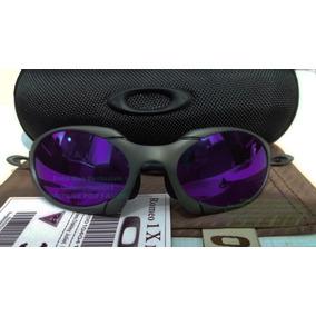 0dd4d640d7 Oculos Oakley Romeo Lente Roxa De Sol Outros - Óculos no Mercado ...