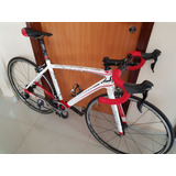 Bicicleta Speed Lapierre Sensium 100 Full Carbono Monocoque