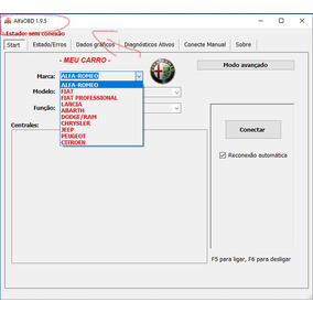 Software Scanner Automotivo Fiat - Última Versão 1.9.5