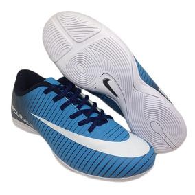 e87efb88e3636 Chuteira Total 90 - Chuteiras Nike para Adultos Azul escuro no ...
