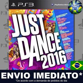 Just Dance 2016 Ps3 Leg Português - Promoção   Mídia Digital
