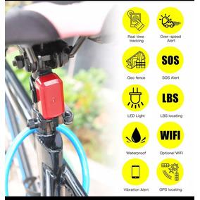Rastreador Gps Para Bicicleta Animais Pessoas