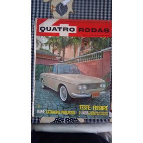Revista Quatro Rodas Nº 49 Agosto 1964
