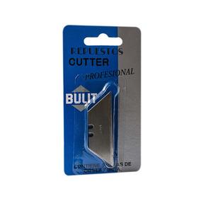 Hojas De Repuesto P/cutter Profesional Serie 800 - Bulit -