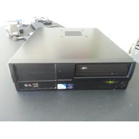 Computador Completo Cpu Intel Monitor Com Garantia
