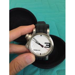 b8262ad03f9 Oakley Transfer Case Pulseira - Relógios no Mercado Livre Brasil