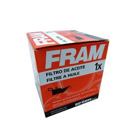 Filtro Oleo Fram Ph6017a 6017 (hornet/cb500/cbr600)