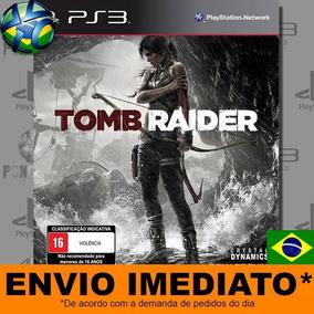 Jogo Tomb Raider Edition Ps3 Mídia Digital Envio Imediato