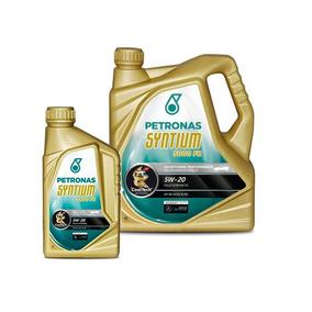 Aceite Motor Fr 5w-20 Petronas 100% Sintético Ford 5 Lts