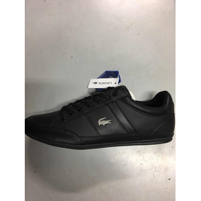 Lacoste Chaymon Bl 1 Cma Synthetic/leather Blk/blk
