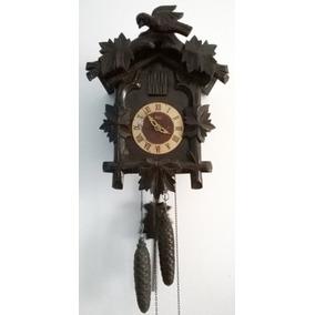 aca5cd18bac Relogio Cucos Antigo - Relógios De Parede em Rio de Janeiro