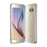 Samsung S6 G920i 32gb Dourado Original Vitrine