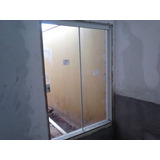Porta De Blindex 2,10x1,60 De Correr Desmontada