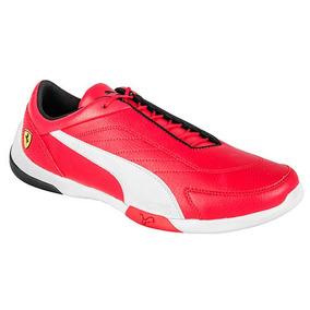 49c15cc20ce Tenis Puma Ferrari Mujer Rojos - Tenis en Mercado Libre México