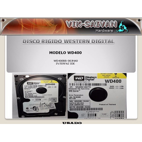 Rigido Western Digital Wd400 De 40gb Interfaz Ide 23
