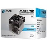 Cooler Disipador Para Procesadores Amd Socket Am3 Noga Envio